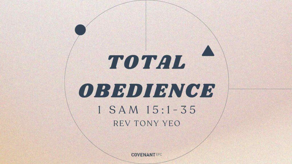 Total Obedience